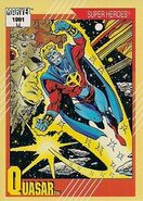 Wendell Vaughn (Earth-616) from Marvel Universe Cards Series II 0001