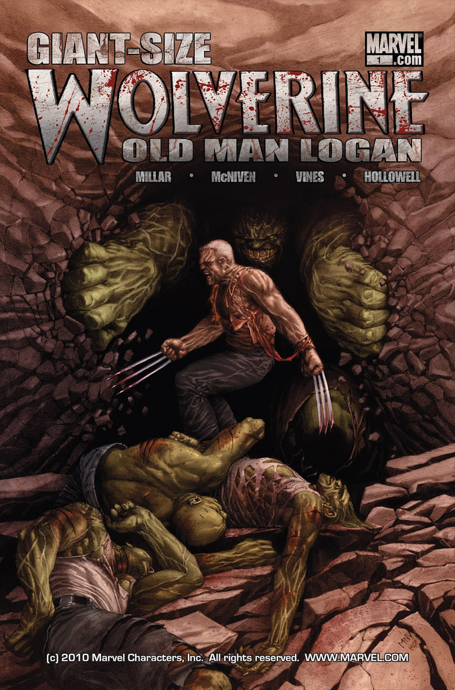image wolverine old man logan giant size vol 1 1 jpg marvel