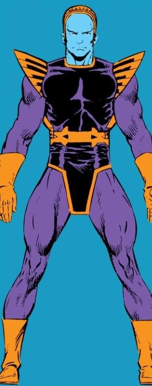Zarek (Earth-616) from Annihilation The Nova Corps Files Vol 1 1 0001