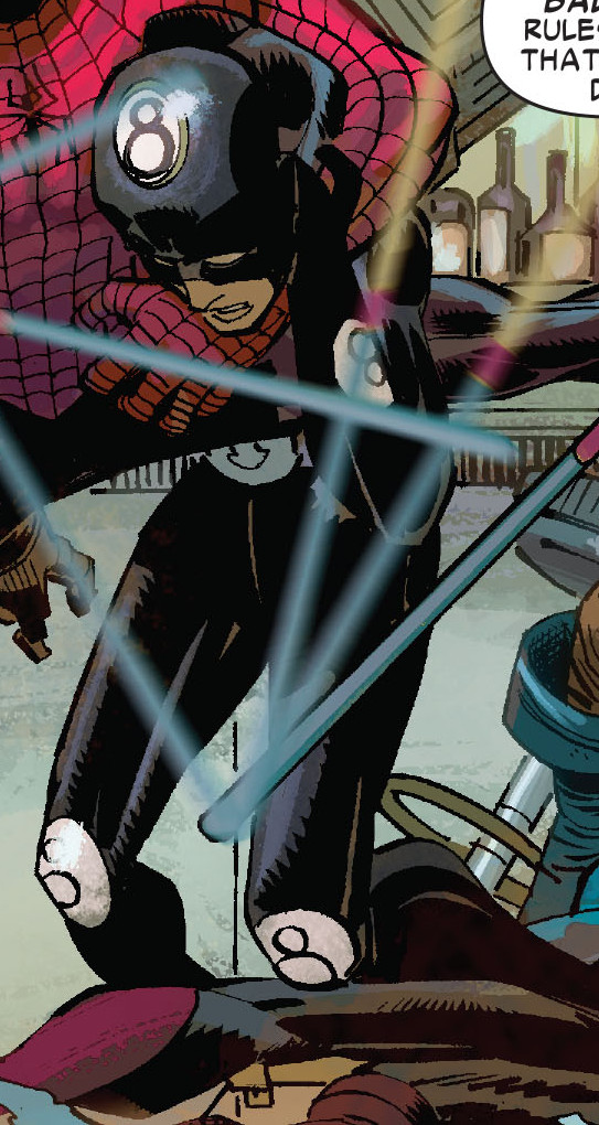 marvel comics 8 ball