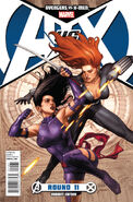 Avengers vs. X-Men Vol 1 11 Yu Variant