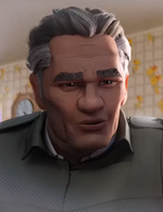Benjamin Parker (Earth-TRN700) from Spider-Man Into the Spider-Verse 001