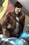 Bruce Banner (Earth-616) from Dark Reign The List - Hulk Vol 1 1 001
