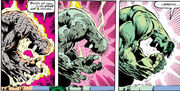 Bruce Banner (Earth-616) from Incredible Hulk Vol 1 398 0001