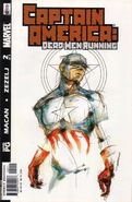 Captain America Dead Men Running Vol 1 2