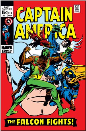 Captain America Vol 1 118