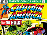 Captain America Vol 1 257