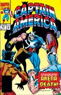 Captain America Vol 1 411