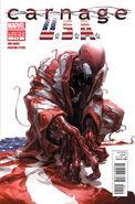 Carnage, U.S.A. Vol 1 1
