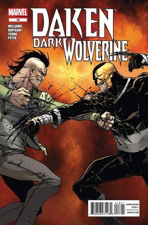 Daken Dark Wolverine Vol 1 18