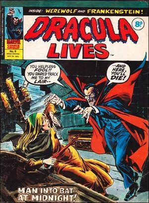 Dracula Lives (UK) Vol 1 6