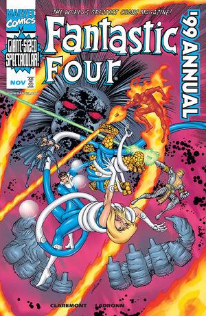 Fantastic Four Annual Vol 1 1999