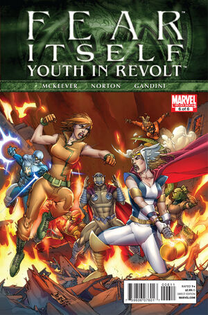 Fear Itself Youth in Revolt Vol 1 6