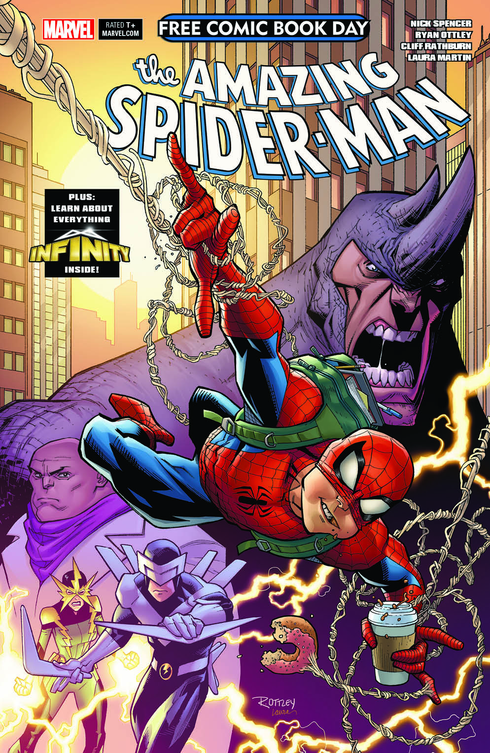 image free comic book day vol 2018 amazing spider man jpg marvel