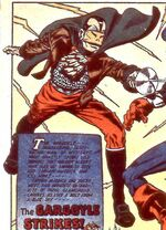 Georges Tarragh (Earth-616) from Captain America Comics Vol 1 35 001