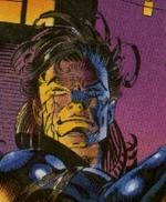 Hank (Corrupt) (Earth-616) from Ghost Rider Wolverine Punisher The Dark Design Vol 1 1 001