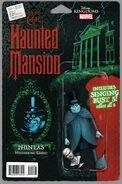 Haunted Mansion Vol 1 4 Action Figure Variant