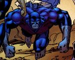 Henry McCoy (Earth-7642) from WildC.A.T.s X-Men Vol 1 The Silver Age 002
