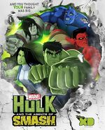 Hulk and the Agents of S.M.A.S.H. poster 001