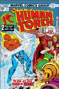 Human Torch Vol 2 3