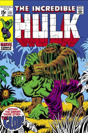 Incredible Hulk Vol 1 121