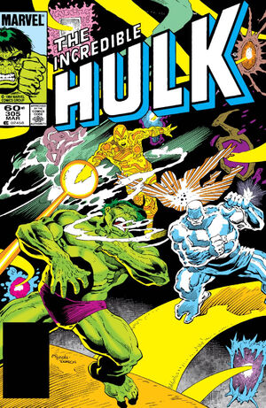 Incredible Hulk Vol 1 305