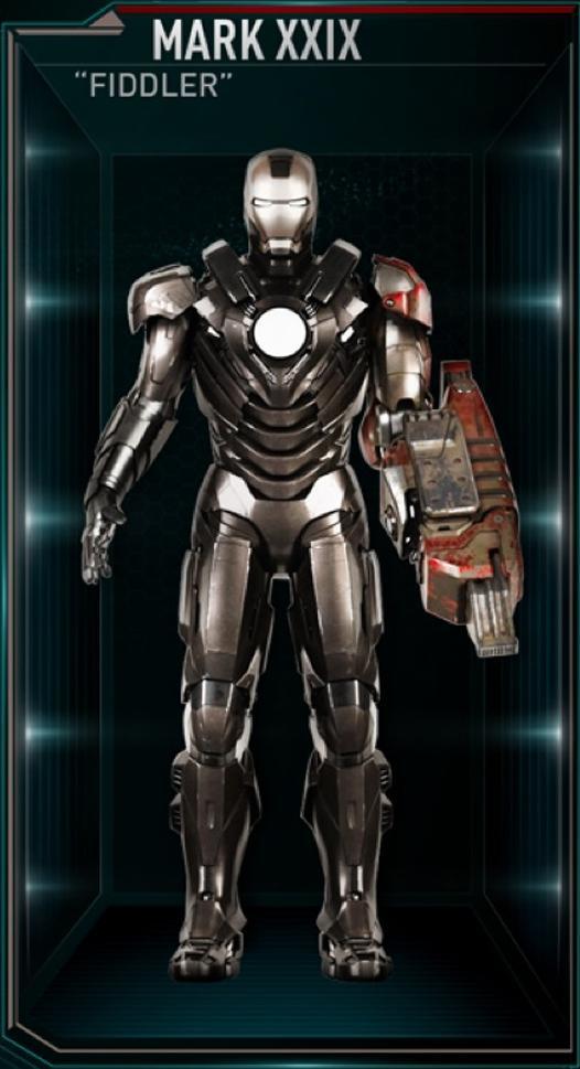 Iron Man Armor Mk Xxix Earth 199999 Marvel Database Fandom