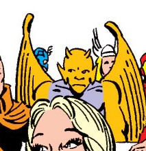 Isaac Christians (Earth-77640) from Fantastic Four Roast Vol 1 1 0001