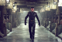 James Howlett (Earth-10005) in Weapon X Facility from X2 (film) 0001