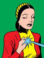 Lara (Trustees of Hate) (Earth-616) from Mystic Comics Vol 1 4 0001