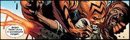 Marie Grant (Earth-1610) and Al-Qaeda (Earth-1610) from Ultimate Comics Ultimates Vol 1 22 002