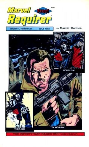Marvel Requirer Vol 1 29