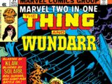 Marvel Two-In-One Vol 1 57