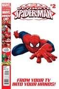 Marvel Universe Ultimate Spider-Man Vol 1 2