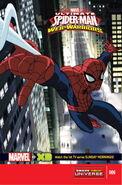 Marvel Universe Ultimate Spider-Man Web Warriors Vol 1 6