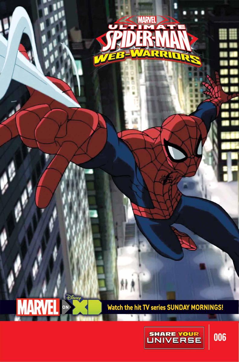 Marvel Universe Ultimate Spider-Man: Web Warriors Vol 1 6 | Marvel ...