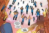 Nova Corps (Earth-616) from Asgardians of the Galaxy Vol 1 3 001