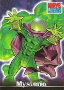 Quentin Beck (Earth-616) from Marvel Legends (Trading Cards) 0001