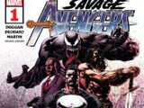 Savage Avengers Vol 1 1