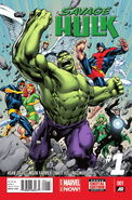 Savage Hulk Vol 2 1