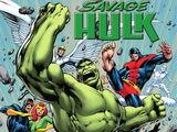 Savage Hulk Vol 2 1