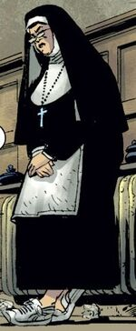 Sister Mary (Earth-1610) Ultimate Adventures Vol 1 1
