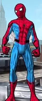 Spider-Man (Homecoming) (Peter Parker) from Spider-Man Unlimited (Video Game) 0001