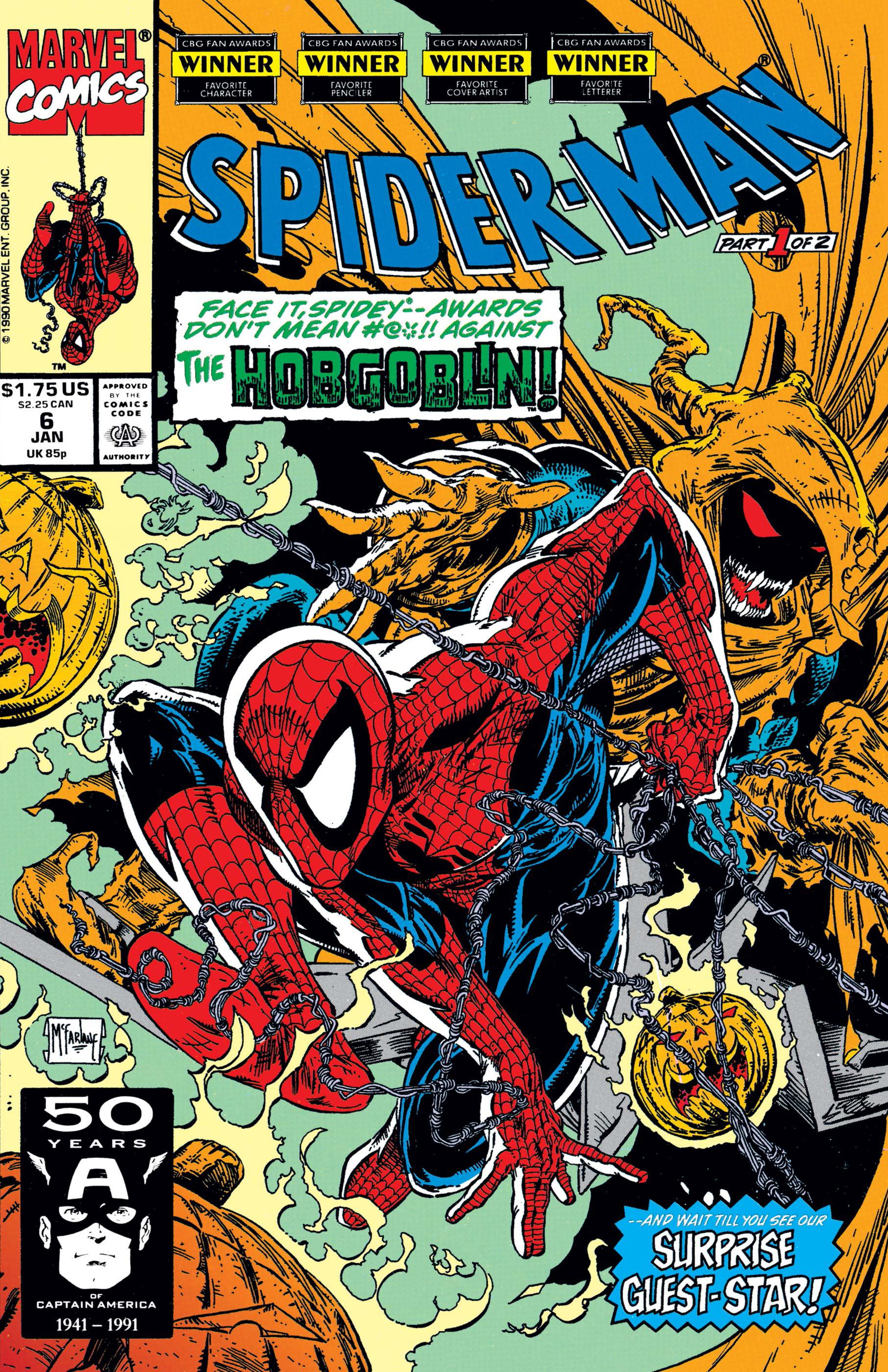 Spider-Man Vol 1 6 | Marvel Database | FANDOM powered by Wikia