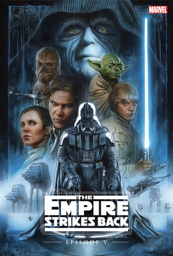 Star Wars Episode V The Empire Strikes Back Vol 1 1 Marvel Database Fandom