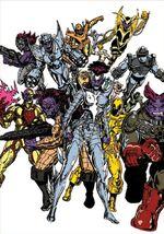 Stark (Race) from Iron Manual Mark 3 Vol 1 1 001