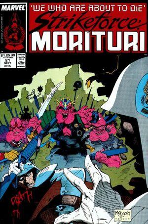Strikeforce Morituri Vol 1 21