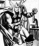 Thor Odinson (Earth-7711) from Rampaging Hulk Vol 1 8 001