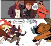 Tomas Lara-Perez (Earth-616), Doreen Green (Earth-616) and Ken Shiga (Earth-616) from Unbeatable Squirrel Girl Vol 2 20 001