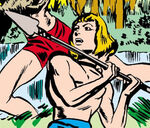 Tuk (Earth-616) from Captain America Comics Vol 1 2 0001
